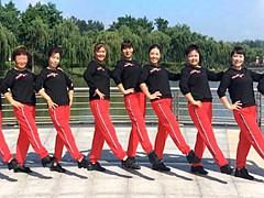 青儿广场舞 《中国力量》 原创励志广场健身舞