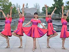 动动广场舞 《如果你真的和我分手》 恰恰舞 含教学
