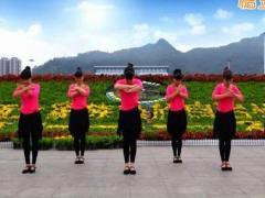 吉美广场舞 我的中国梦 形体拉伸练习