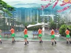 重庆叶子广场舞 曼丽 原创附教学