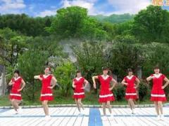蝶依广场舞 中国V5 国庆特献入门舞蹈 原创附教学