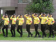 杨丽萍广场舞 《爱的誓言》 简单32步广场桑巴舞