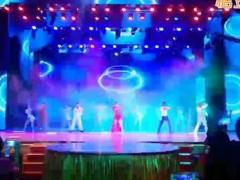 美久导师携众星舞台表演 社会摇 演唱萧全