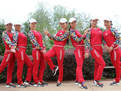 杨丽萍广场舞 《妈妈的舞步》 DJ拍手32步热身舞