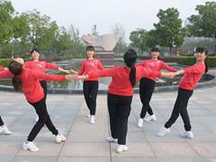 动动广场舞 《维西谣》云南傈僳族健身圆圈舞