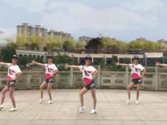 新风尚广场舞 比舞步 最新原创 动感流行风