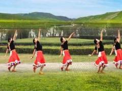 西安悠然亚虎娱乐,亚虎娱乐app,亚虎777娱乐老虎机 拉索 原创藏族舞 附教学