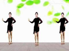 乔茜广场舞 你拽什么拽 原创恰恰风格 附教学