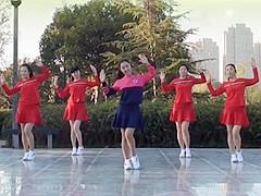茉莉广场舞 《若有缘再相见》 原创现代舞 附教学