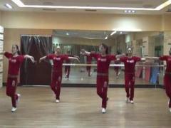 重庆叶子广场舞 幸福爱河 原创64步 附教学