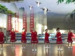 塔河蓉儿瑜伽舞蹈会馆 粉红色回忆 老年组演示原创