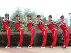 杨丽萍钱柜娱乐官方网站下载,钱柜娱乐,钱柜国际娱乐,钱柜娱乐国际官方网站 兔子舞 原创圈圈舞 3种跳法集体舞