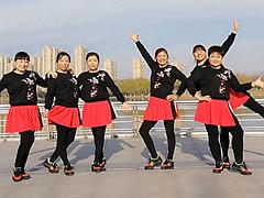 青儿广场舞 《我想去旅行》 原创全民健身广场舞
