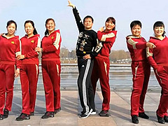 青儿亚虎娱乐,亚虎娱乐app,亚虎777娱乐老虎机 《一起嗨个够》 原创大众瘦身舞