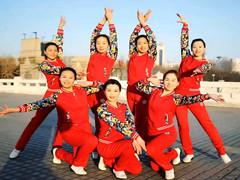 云裳亚虎娱乐,亚虎娱乐app,亚虎777娱乐老虎机 《唱天籁》 原创动感健身舞 附分解