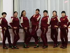 青儿广场舞 《发小》 原创64步基础健身舞