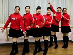 青儿广场舞 《幸福元素》 新版原创24步基础入门