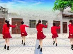蝶依广场舞 妈妈的舞步 简单健身舞 原创附教学