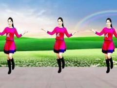 诗诗舞蹈 狗年大吉DJ 原创新年舞 附教学