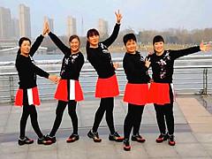 青儿广场舞 《我是剩女》 原创全民健身舞