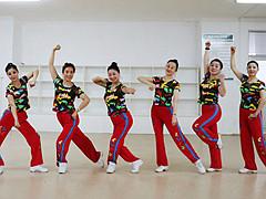 刘荣广场舞 《武松不打虎》 原创附教学