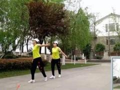 映容雪香港 玩腻 原创入门32步慢摇 自由步子舞