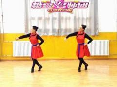 西安悠然香港 石头哥哥 蒙古舞硬腕组合 附教学