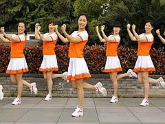 茉莉香港 给你幸福的未来 原创单水兵舞