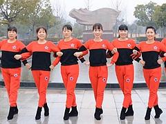 动动香港 姐妹情义 36步原创步子舞