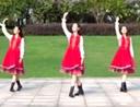 雨夜广场舞 思念的哈达 蒙舞 含分解教学 分解动作 mp4