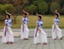 応子广场舞 如是 古典舞 含动作分解教学 分解动作 mp4