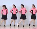 杨丽萍广场舞 走天涯 零基础32步步子舞 含 mp4