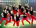 応子广场舞 全民DISCO 简单64步 含教学 分解动作 mp4