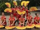 茉莉广场舞 中国梦 20人演出版 含分解教学 分解动作 mp4