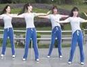 动动广场舞 一起玩出好时光 含分解教学 分解动作 mp4