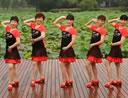 动动广场舞 姑娘给点爱 含动作分解教学 分解动作 mp4