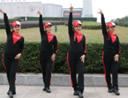 杨丽萍广场舞 叫一声老婆亲爱的 混搭恰恰风健身操 mp4