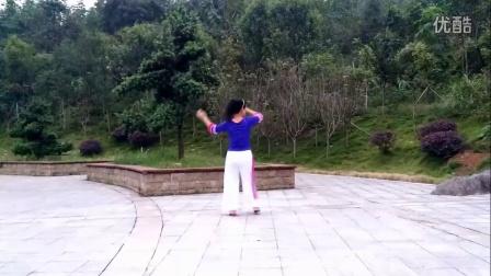 红领巾郴州冬菊广场舞 唯你一生 编舞 映容雪