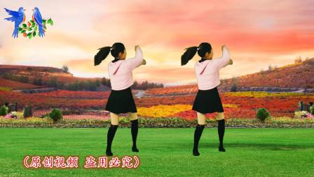 DJ广场舞 美美哒 美女舞姿性感 青春靓丽