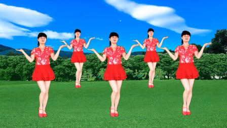 益馨广场舞 广场舞 今生只爱你一个 十六步 简单美美地动起来