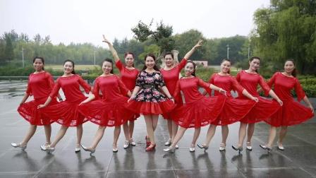 美久广场舞 送你一首吉祥的歌 大气优雅 美久导师原创编舞附分解教学
