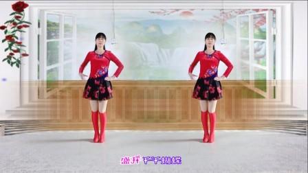 2017年最新水兵舞 万树繁花 mp4(阳光溪柳广场舞)