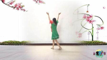 小慧广场舞 美观不美观 一看就会 好看又美观后附慢动作演示