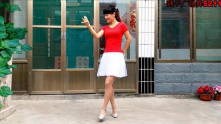 燕子广场舞5211 火火的姑娘 好听又好看