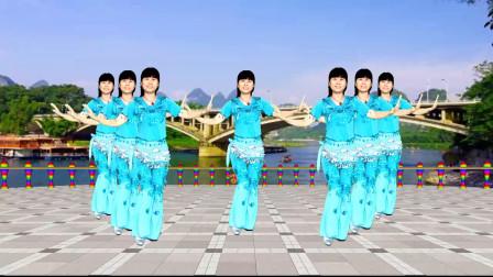 广场舞 新白娘子传奇 插曲 前世今生 歌醉舞美 好听又好看附分解