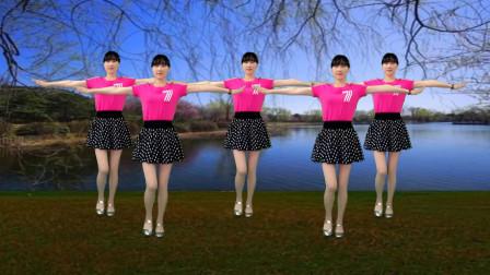 DJ版广场舞 美美哒 动感时尚32步 歌嗨舞劲 跳起来真好看!