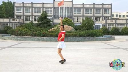 小慧广场舞 怎么开心就怎么活 歌词很现实还好听 舞活泼俏皮好看
