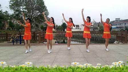 红豆广场舞精选 情歌天下唱 动感时尚美丽好看!