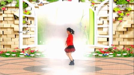 红领巾广场舞欢乐等你等了那么久
