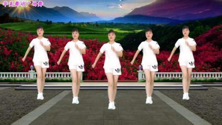 广场舞 大家一起来 经典老歌华美最新广场舞